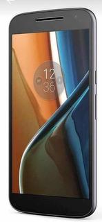 Celular Motorola G4 Dual Sim 16gb Preto