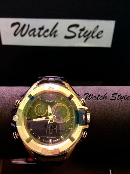Reloj Timex Dglt Tw5m231009j Hombre 47mm