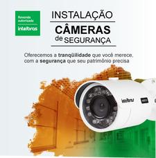 Instalação E Manutenção De Câmeras De Segurança Sp