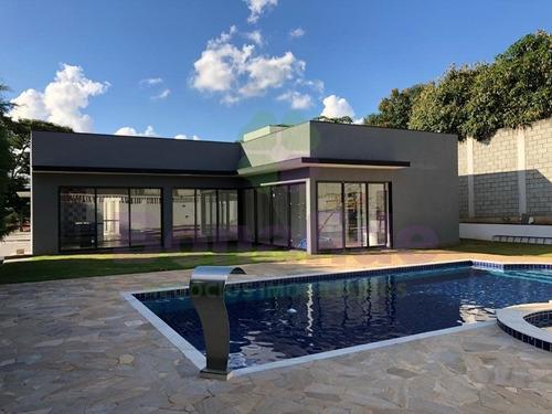 Casa Residencial, Parque Da Fazenda, Jundiaí - Ca10006 - 68649136