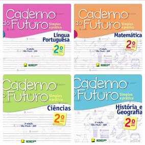 Coleção Caderno Do Futuro 2 Ano Do Aluno