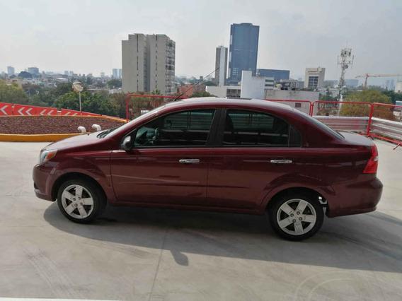 Chevrolet Aveo 4 Pts. Lt Paq. F Mt