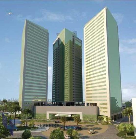 Comercial Sala No Rio Mar Torre B - Lf233-v
