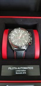 Relógio Ferrari Edição Limitada