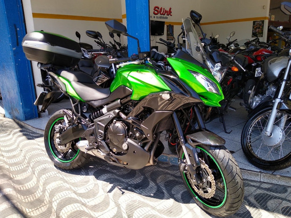 Kawasaki Versys 650 Abs 2016 Moto Slink