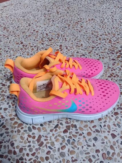 Zapatos Deportivo Dama Nike Talla 4y Us Talla 35 Venezuela