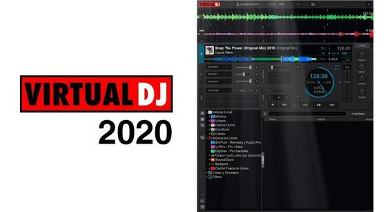 Virtualdj Pro.infinity 2020