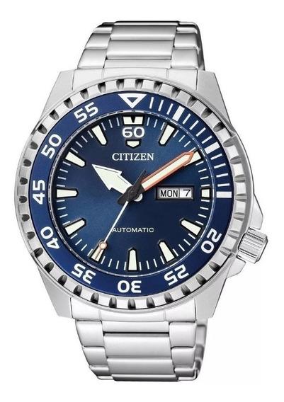 Relógio Citizen Marine Sport Automático Nh8388-81e Tz31203t