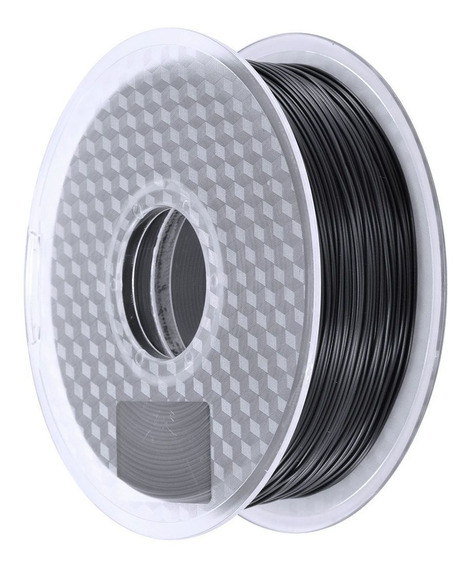 Filamento Para Impressora 3d Pla Preto 1kg - Vinik
