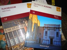 Coleção Grandes Museus Do Mundo 20 Volumes Excelentes