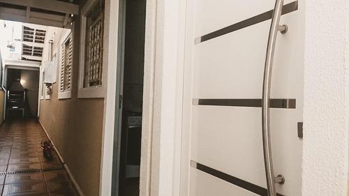 Sobrado Com 3 Dormitórios À Venda, 117 M² Por R$ 360.000 - Monte Castelo - São José Dos Campos/sp - So0899
