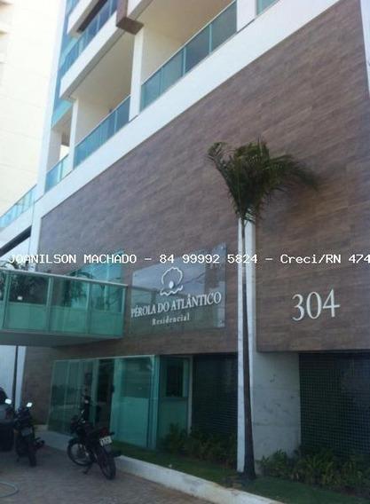 Apartamento Para Venda Em Natal, Areia Preta - Pérola Do Atlantico, 4 Dormitórios, 4 Suítes, 6 Banheiros, 3 Vagas - Ap0889-perola Do Atlantico