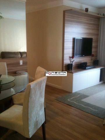 Imagem 1 de 15 de Apartamento Residencial À Venda, Vila Nova, Campinas - Ap0058. - Ap0058