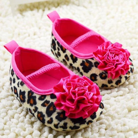 Sapato De Bebê- Oncinha - Tamanho 18 - De 6 À 9 Meses(12cm)