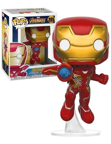 Funko Pop - Infinity War - Viuda - Iron Man Thanos Spiderman