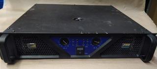 Potencia E-sound Pro-1200 - Excelente Estado 2x750w En 2 Ohm