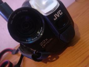 Filmadora Jvc 22x Usada Leia Descrição