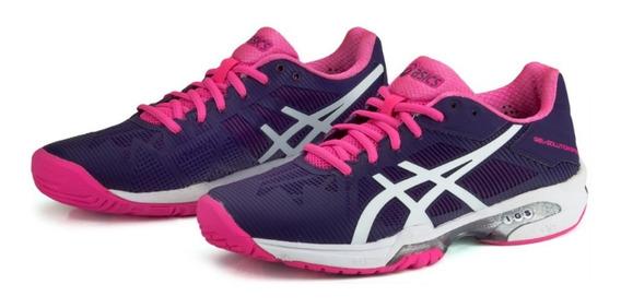 Tênis Para Jogar Tênis Asics Gel Solution Speed 3 Feminino
