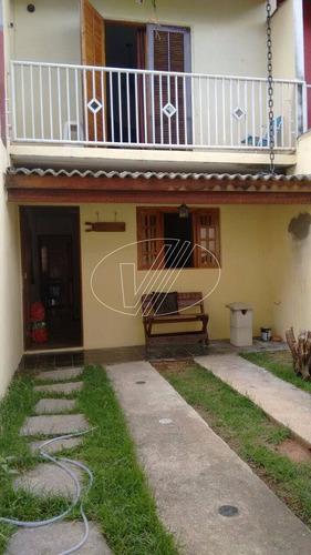Casa À Venda Em Loteamento Vale Das Flores - Ca001169