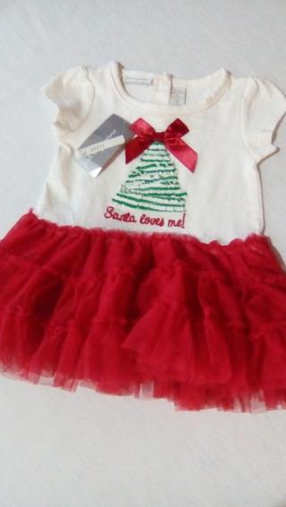 Vestido De Navidad Firsto Impressions