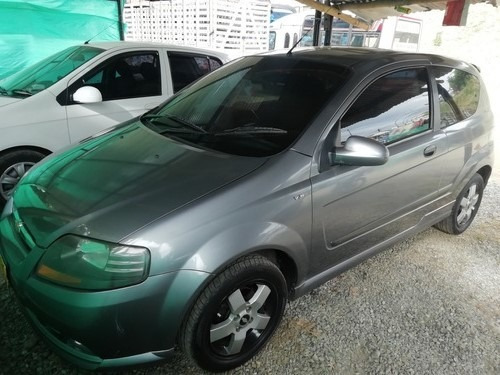 Chevrolet Aveo Version Limited