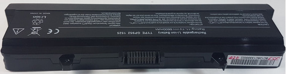 Bateria Notebook Dell 1525