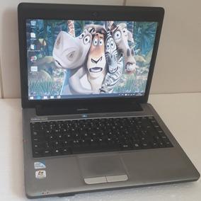 Notebook Intelbrás 4gb De Ram, 320 Gb De Hd, Dual Core