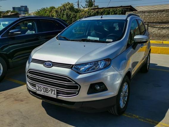 Ford Ecosport 4x2 1.6 Mt 2017
