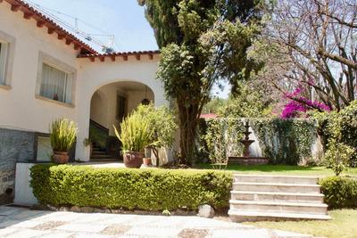 Casa En Renta En Lomas Hipódromo