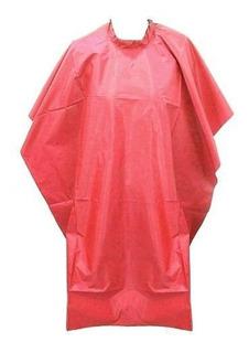 Capa Peluqueria Premium Tintura / Alisado 1,00 X 1,30 Rojo