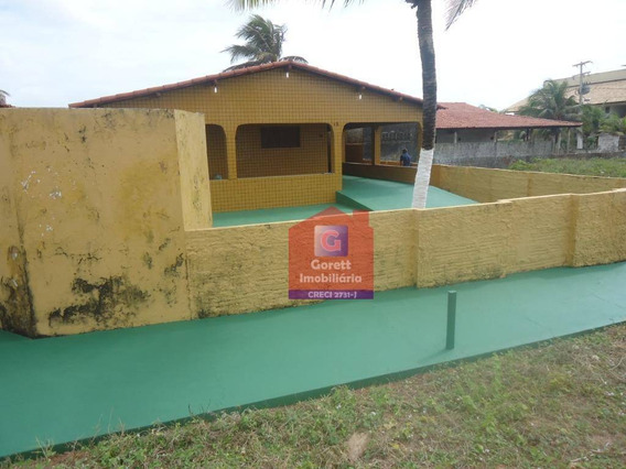 Casa Residencial À Venda, Búzios, Nísia Floresta. V0720 - Ca0240