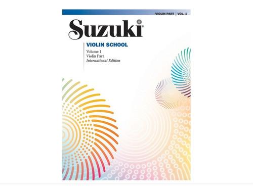Método Suzuki Violino School Volume 1 (idioma Inglês)