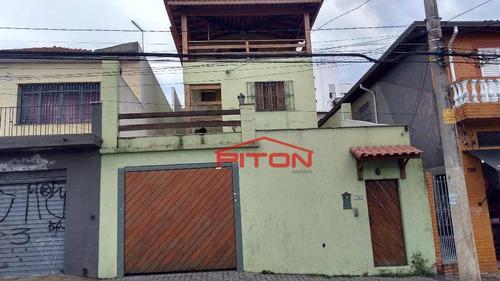 Imagem 1 de 19 de Sobrado Com 5 Dormitórios À Venda, 300 M² Por R$ 1.800.000,00 - Penha - São Paulo/sp - So1617