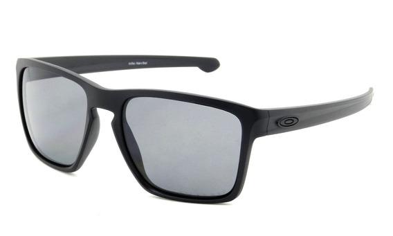 Óculos De Sol Oakley Sliver Oo9341l-01 Polarizado