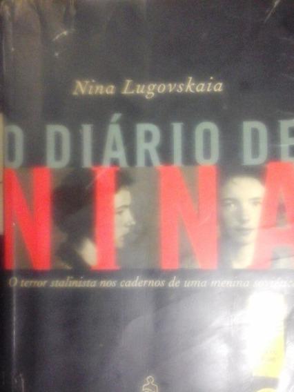 Livro O Diário De Nina