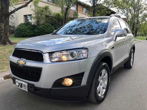 Chevrolet Captiva 2.4 Ls Mt 6ta - Año 2013 - Unico Dueño