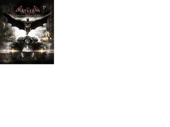 Batman Arkham Knight -pc-dvd(midia Fisica)