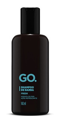 Shampoo Barba Fresh Go 140ml