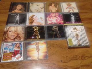 Mariah Carey Coleccion Cds Y Dvds Nuevos