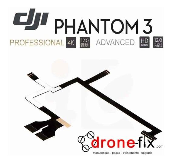 Flat Cable Dji Phantom 3 Professional Advan Part 49 Original