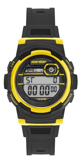 Relógio Digital Mormaii Nxt Infantil Mo0201b/8y