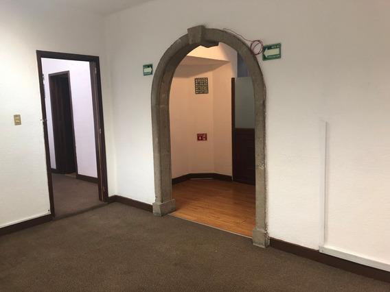 Renta De Oficina En La Colonia Del Valle