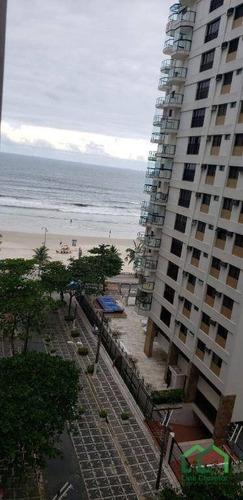 Imagem 1 de 14 de Apartamento À Venda, 66 M² Por R$ 290.000,00 - Barra Funda - Guarujá/sp - Ap1969