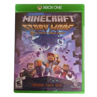 Minecraft Story Mode Para Xbox One (nuevo Y Sellado)