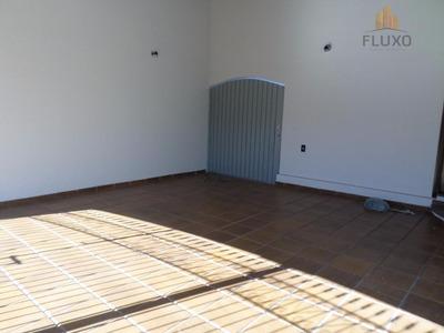 Casa Residencial Para Locação, Jardim Bela Vista, Bauru. - Ca2573