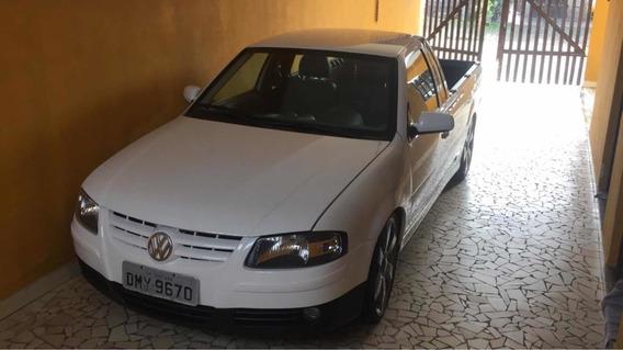 Volkswagen Saveiro 1.6 Sportline Total Flex 2p 2006