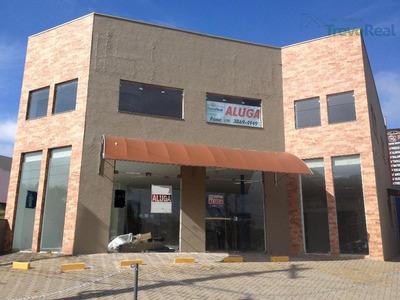 Salão Comercial Para Locação, Barra Funda, Vinhedo. - Sl0081