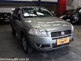 Fiat Strada 1.4 Working Cab. Dupla Flex 2p (7948)