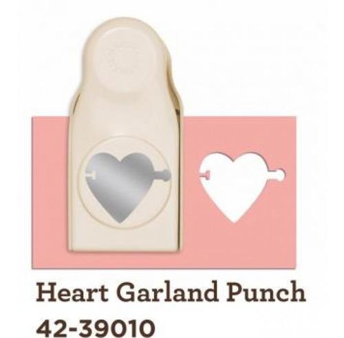 Martha Stewart - Heart Garland Punch
