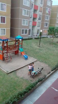 Departamento De 3 Dormitorios De 65m2 En Condominio Shangril
